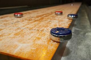 SOLO® Shuffleboard Movers Toledo, Ohio.