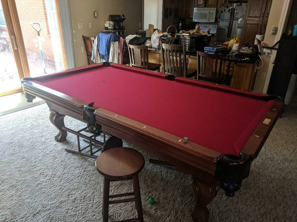 Pool Tables For Sale Sell A Pool Table In Toledo Ohio Toledo - High end pool table