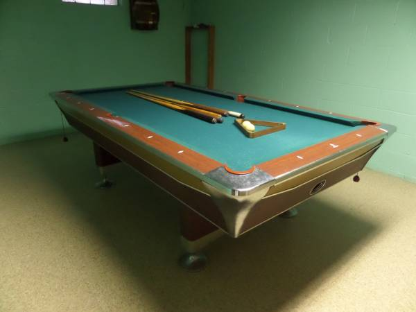 Pool Tables For Sale Sell A Pool Table In Toledo Ohio Toledo - How wide is a pool table