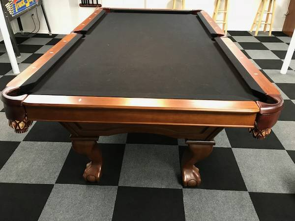 Pool Tables For Sale Sell A Pool Table In Toledo Ohio Toledo - Moving a pool table in one piece