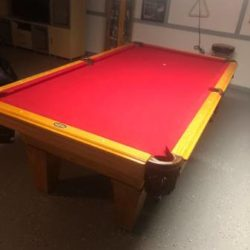 American Heritage Pool Table (SOLD)