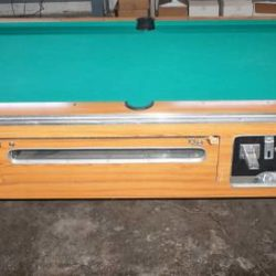 VALLEY 7' Pool Table - New Bumpers & Felt