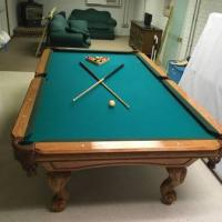 Pro Line Billiards Table