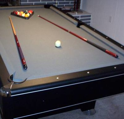 7' Imperial Pool Table